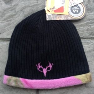 Brand new real tree beanie.